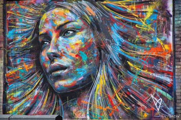 Arta stradală din Marea Britanie, Londra PC: earthporm.com