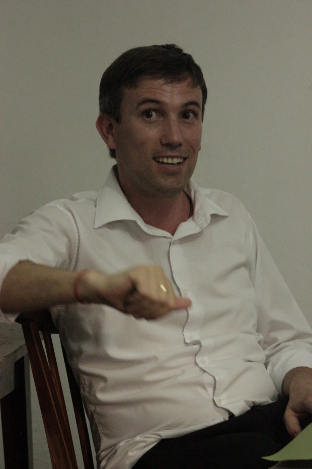 Ion Ștefăniță, reprezentantul Agenției de Inspectare și Restaurare a Monumentelor din Republica Moldova