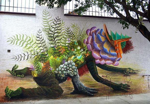 Graffit din Ciudad de México PC: earthporm.com