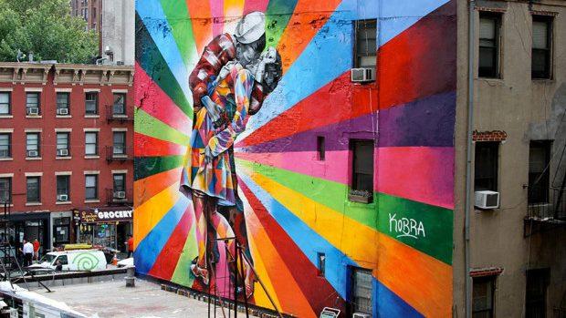 (foto) Top 20 de orașe în care să vezi arta stradală
