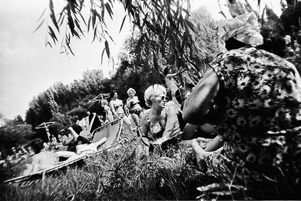 Chișinăuienii se odihneau lângă lac. PC: ecology.md