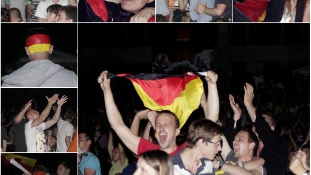 (foto) Emoțiile fanilor din Chișinău la finala Campionatului Mondial de Fotbal