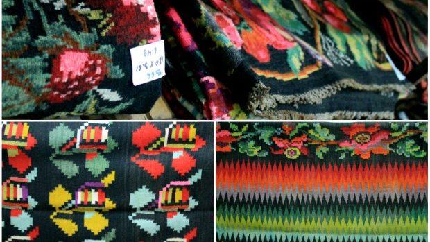 (foto) Covoare tradiționale moldovenești: Originea și semnificația acestora