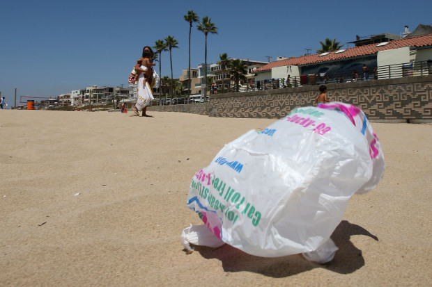Plastic Bag Manufacturers Fight Back Against Proposed Local Ban