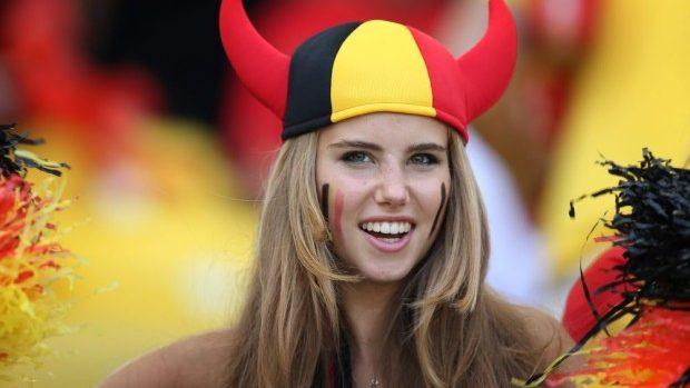 (foto) Fotografia unei fane de la Campionatul Mondial a făcut-o celebră în toată lumea