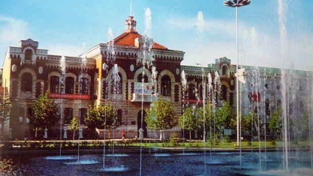 (foto) Splendoarea havuzurilor de altădată din Chișinău