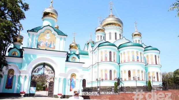 (foto) Cum arată Mănăstirea Bănceni din Cernăuți și de ce ea m-a lăsat cu gura căscată