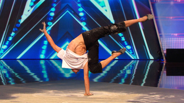 (video) Moldoveanul Andrei Moraru a ajuns în semifinala America's Got Talent