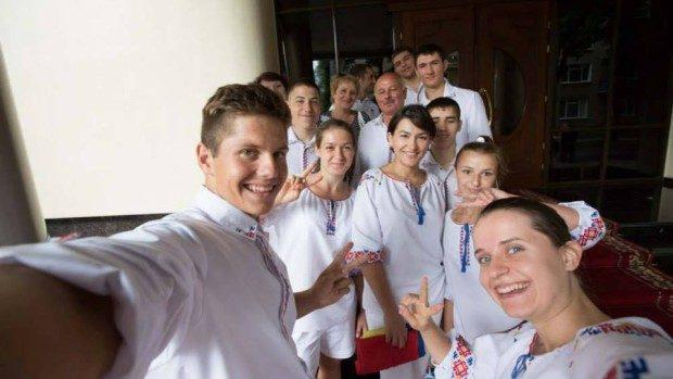 (foto) Echipa tinerilor olimpici a fost primită în vizită de către Preşedintele Nicolae Timofti