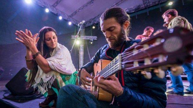 Estas Tonne a rămas încântat de Moldova și de Festivalul de Muzică Gustar 2014