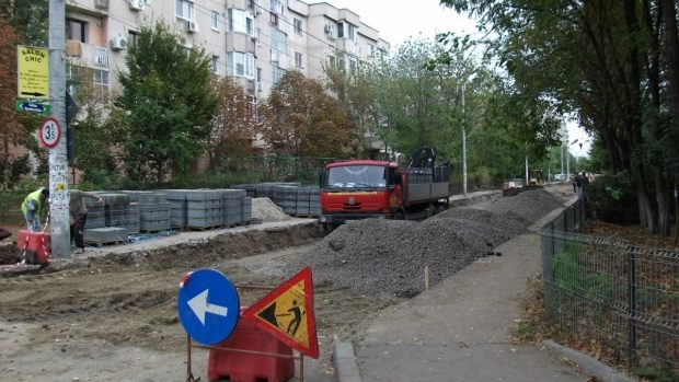 Marți va fi suspendat traficul rutier pe strada Doina din Capitală