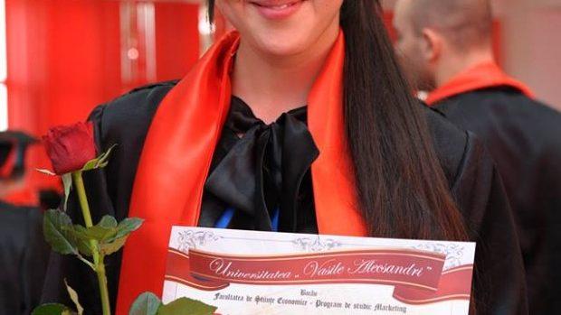 Alina Savin, studentă în România: În Moldova, sunt oportunități, mai ales pentru tineri