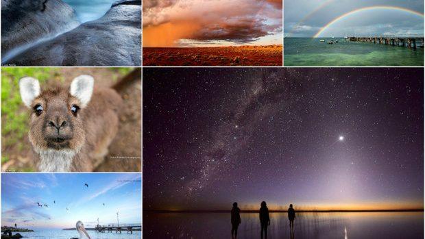 (foto) Peisaje fermecătoare tăinuite în mrejele naturii din Australia