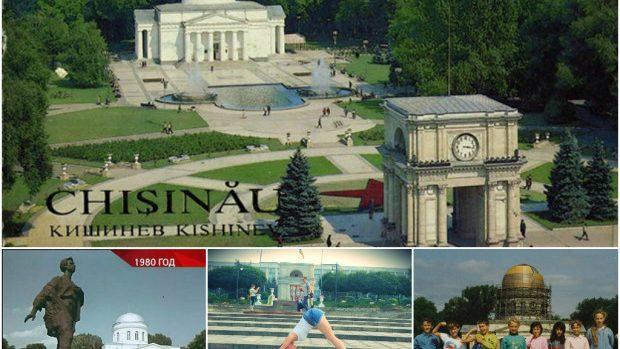 (foto) Descoperă trecutul parcurilor din Chișinău: Scuarul Catedralei