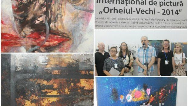 (foto) Simpozionul internațional de pictură a întrunit mari maeștri la Muzeul Național de Artă