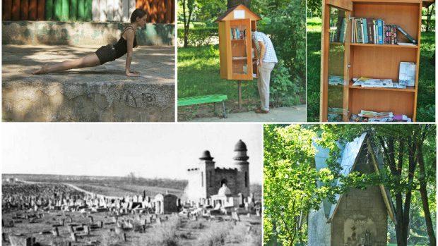(foto) Descoperă trecutul parcurilor din Chișinău: Alunelul