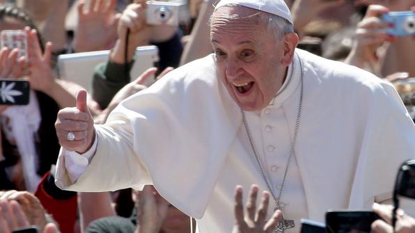 10 sfaturi pentru fericire de la Papa de la Roma