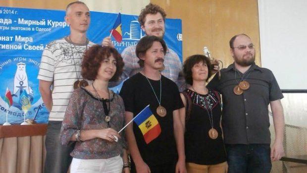 Selecționata Moldovei a câștigat cea mai importantă competiție între țări la jocurile de Ce?Unde?Când?