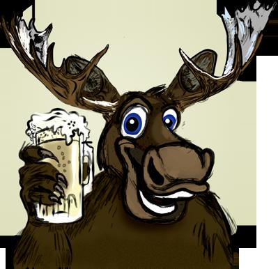 Elanii din Alaska nu au voie să consume bere, PC: mainebeertours.com