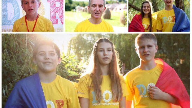 """(video) Iurie Leancă recită versurile imnului de stat """"Limba Noastră"""" alături de copiii din diasporă"""