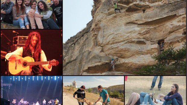 (foto) Aventurile eroilor care au rezistat toate cele trei zile la Gustar 2014