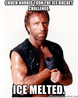 Chuck Norris PC: Twitter/Instagram/Facebook