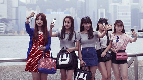 (foto) Self Promenade – o nouă tendință printre călătorii chinezi