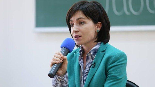 Maia Sandu doreşte să revină la Ministerul Educaţiei