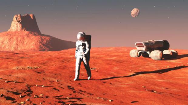 Twitter-ul absolut veridic al primei femei care a zburat pe Marte pe o rachetă handmade