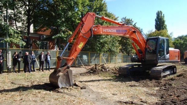 (foto) Au demarat lucrările de construcţie a Palatului Justiţiei din Ungheni
