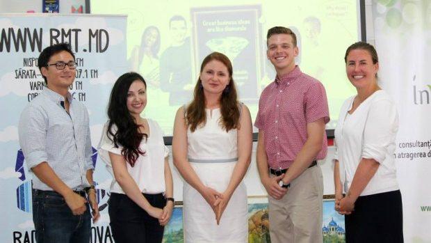 Până pe 30 septembrie mai puteți aplica la Diamond Challenge Moldova