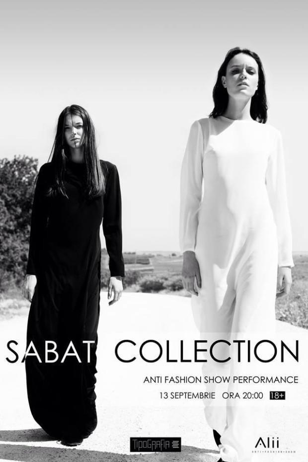 Sabat Collection - Anti Fashion Show PC: Arhivă personală