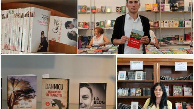 (foto) Ce cărți au fost cele mai populare la Salonul Internațional de Carte