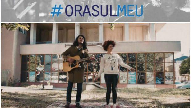 """(video) Lansarea videoclipului """"Orașul meu"""": Acțiune civică pentru Scuarul Cehov"""