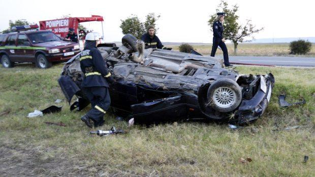 Un tânăr de 28 de ani a decedat în urma unui accident rutier