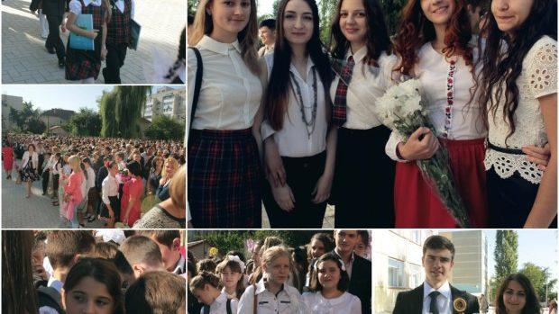 (foto) Liceul Mihai Viteazul: Școala din nou în calendarul unui sistem educațional care se schimbă