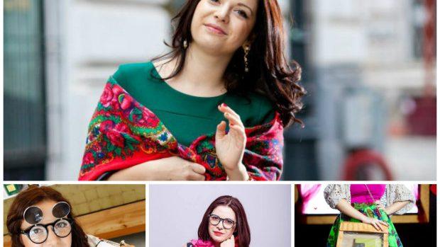 (foto) Rusanda Cojocaru: Bookletta este o expresie naturală a iubirii mele pentru carte și modă