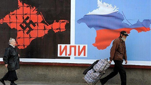 Rușii interzic articolele despre anexarea Crimeei pe Wikipedia