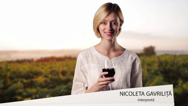"""(video) Nicoleta Gavriliță preferă vinul de calitate – """"Vinul Moldovei. O legendă vie"""""""