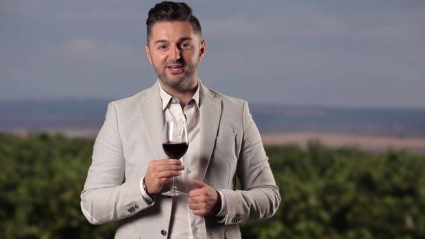 """(video) Adrian Ursu apreciază produsul oamenilor talentați – """"Vinul Moldovei. O legendă vie"""""""