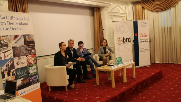 """(foto) """"Vrem să le arătăm acestor tineri că și în Republica Moldova există oportunități"""""""