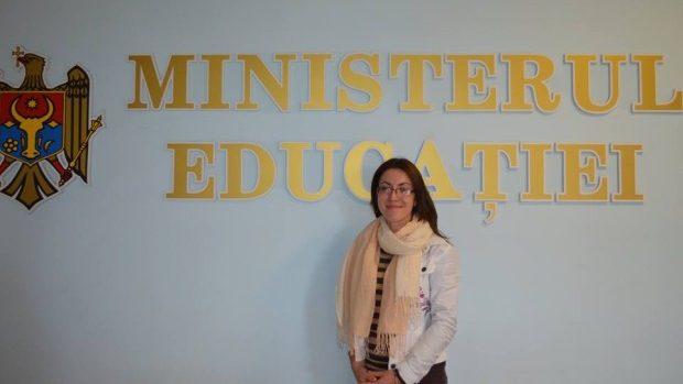 Natalia Balanescu – Studenta de nota zece a Universității de Stat de Educație Fizică și Sport
