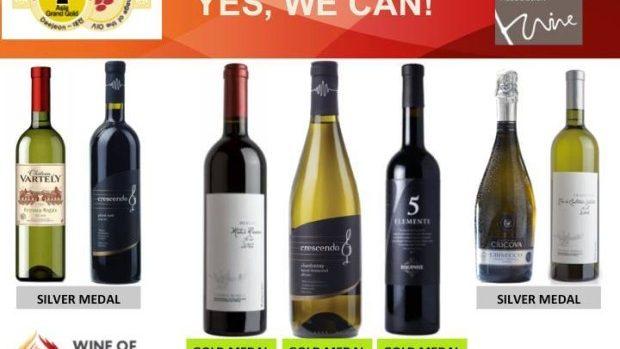 Vinificatorii moldoveni au fost premiați la cel mai mare concurs internațional de vinuri din Asia