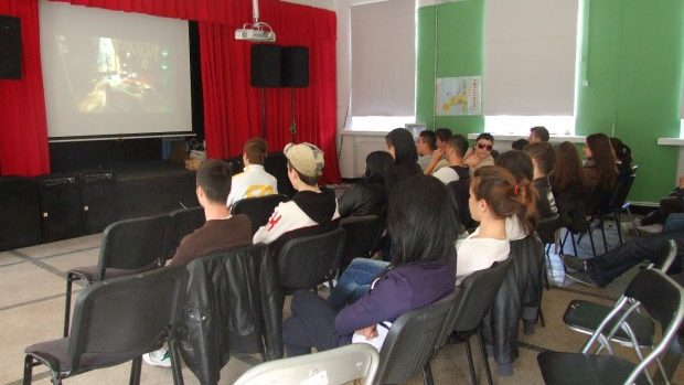 Educație prin film în mediul școlar din Moldova