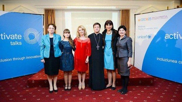 Activate Talks: Moldova caută soluții de incluziune pentru copiii cu dizabilități