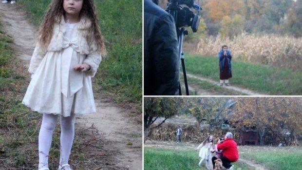 """(foto) La Orheiul Vechi se filmează """"Milika"""" – o coproducție cinematografică europeană"""