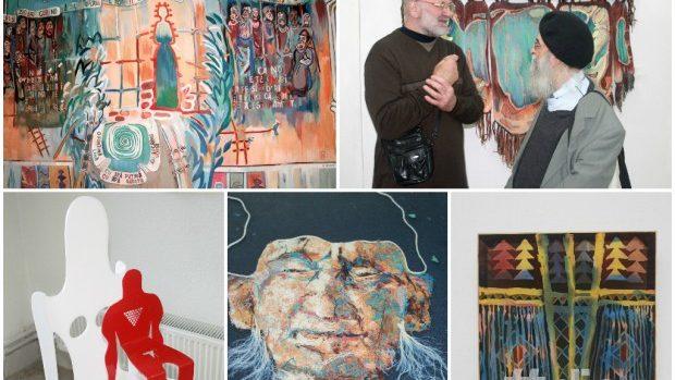 (foto) Bienala Internațională de Arte Decorative Aplicate a prezentat peste 100 de lucrări