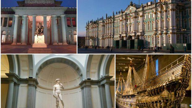 (foto) Top 10 cele mai apreciate muzee din lume potrivit TripAdvisor