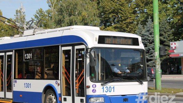 Cum va circula transportul public de Hramul Chişinăului