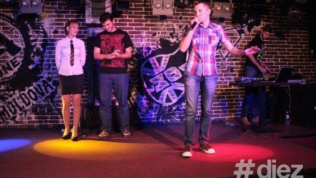 (foto) O seară specială de stand-up comedy și dispoziție bună
